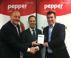 Pepper-award